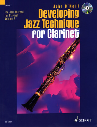 John O'Neill: Developing Jazz Technique for Clarinet 2