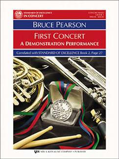 Bruce Pearson: First Concert