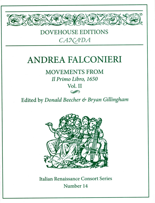 Falconieri Andrea: Movements (Aus Il Primo Libro 2)