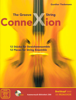 Gunther Tiedemann: The Groove String ConneXion