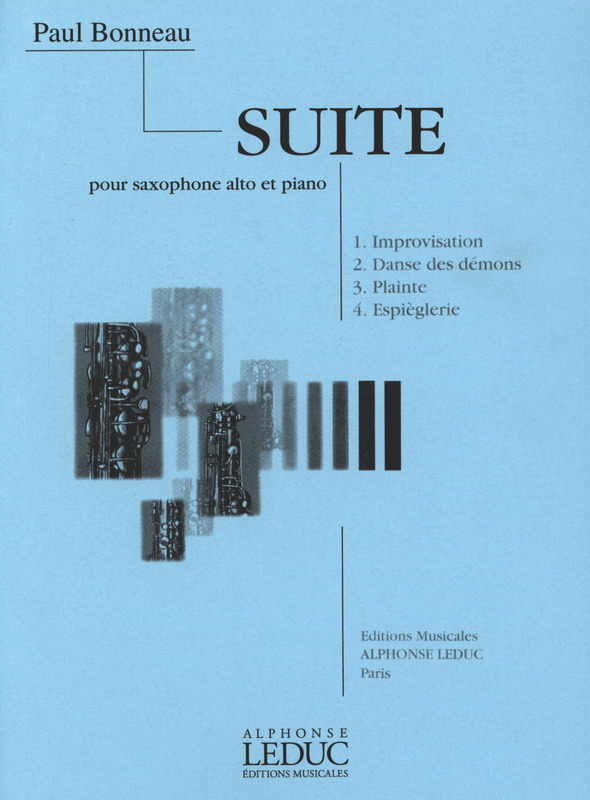 Paul Bonneau: Suite