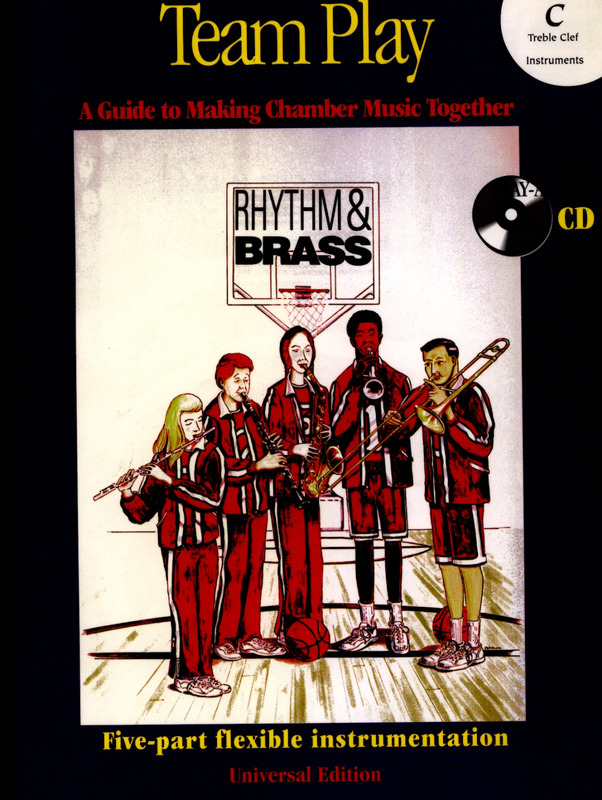 James Rae et al.: Team Play – Rhythm & Brass