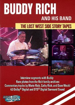 Buddy Rich: The Lost West Side Story Tapes