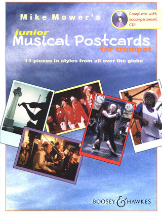 Mike Mower: Junior Musical Postcards