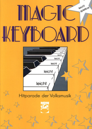 Magic Keyboard - Hitparade Der Volksmusik 1