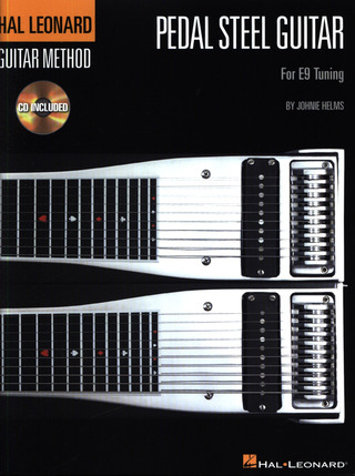 Johnie Helms: Pedal Steel Guitar for E9 Tuning
