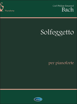 Carl Philipp Emanuel Bach: Solfeggetto