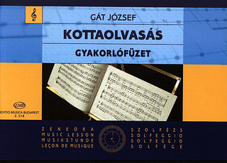 Gat Jozsef: Music Reading - Notenlesen