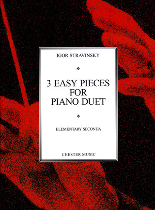 Igor Strawinsky: Three Easy Pieces