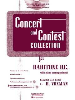 Himie Voxman: Concert and Contest Collection