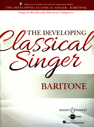 The Developing Classical Singer – Baritone