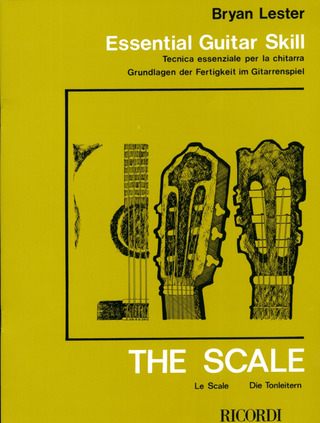 Bryan Lester: The Scales / Die Tonleitern