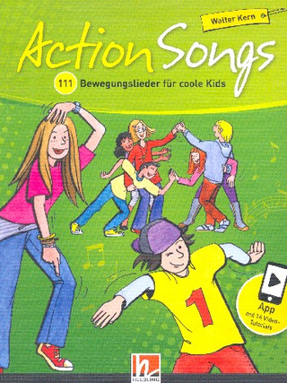 Walter Kern: Action Songs