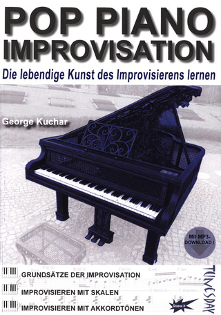 George Kuchar: Pop Piano Improvisation