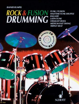 Rainer Rumpel: Rock & Fusion Drumming