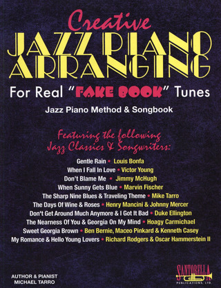Michael Tarro: Creative Jazz Piano Arranging