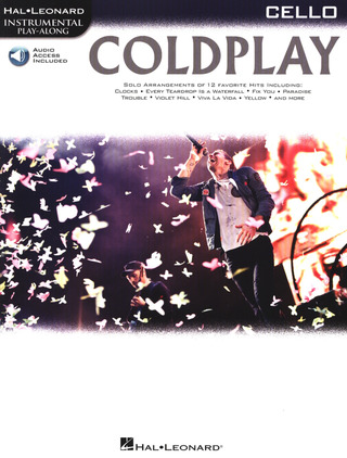 Coldplay: Coldplay – Cello