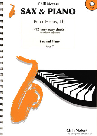 Thomas Peter-Horas: 12 very easy duets