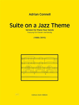 Adrian Connell: Suite on a Jazz Theme