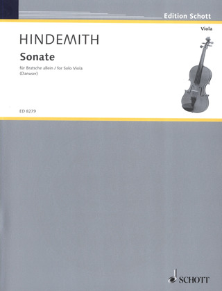 Paul Hindemith: Sonate (1937)