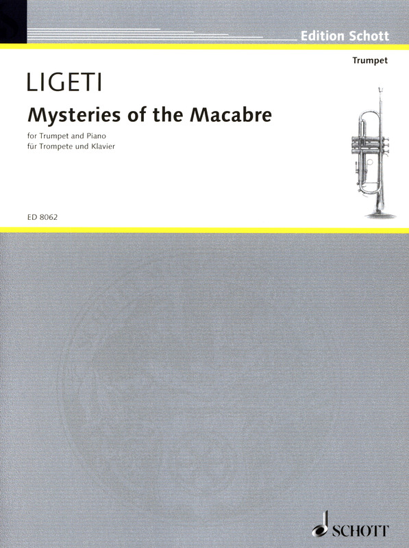 György Ligeti: Mysteries of the Macabre (1974-1977/1988)
