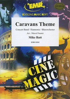 Batt, Mike: Caravans Theme