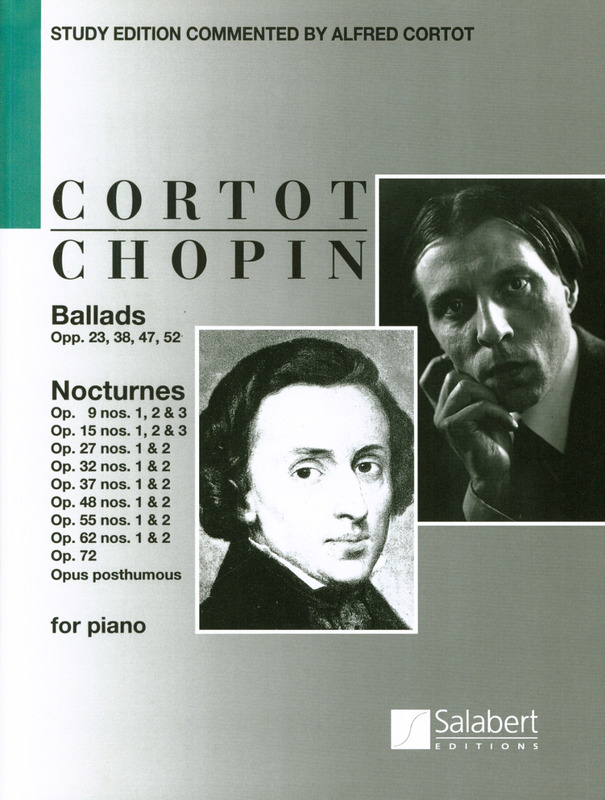 Frédéric Chopin: Ballads and Nocturnes