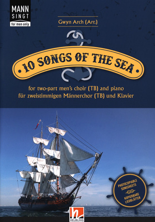 Ludwig August Lebrun: 10 Songs of the Sea