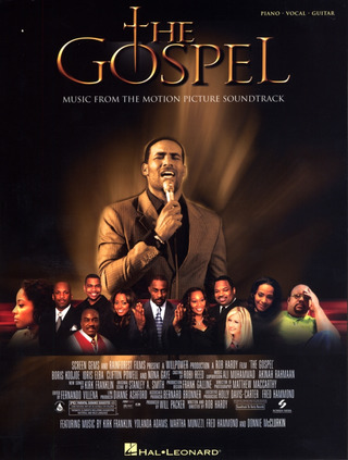 The Gospel - Music From The Motion Picture Soundtrack (Pvg) Book