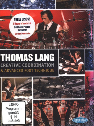 Lang Thomas: Creative Coordination And Advanced Foot Technique (Dvd) D