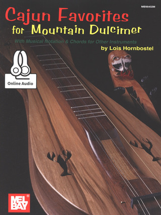 Hornbostel Lois: Cajun Favorites For Mountain Dulcimer