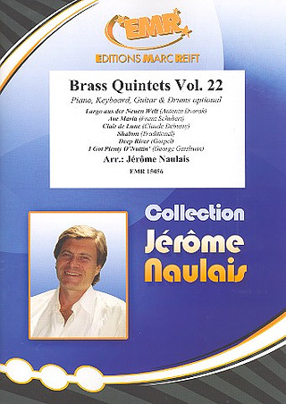 Brass Quintets Vol. 22