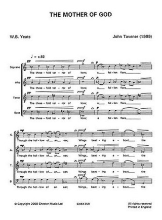 John Tavener: The Mother of God
