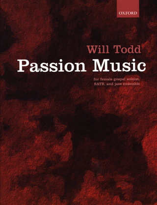 Will Todd: Passion Music