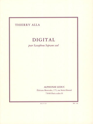 Thierry Alla: Digital