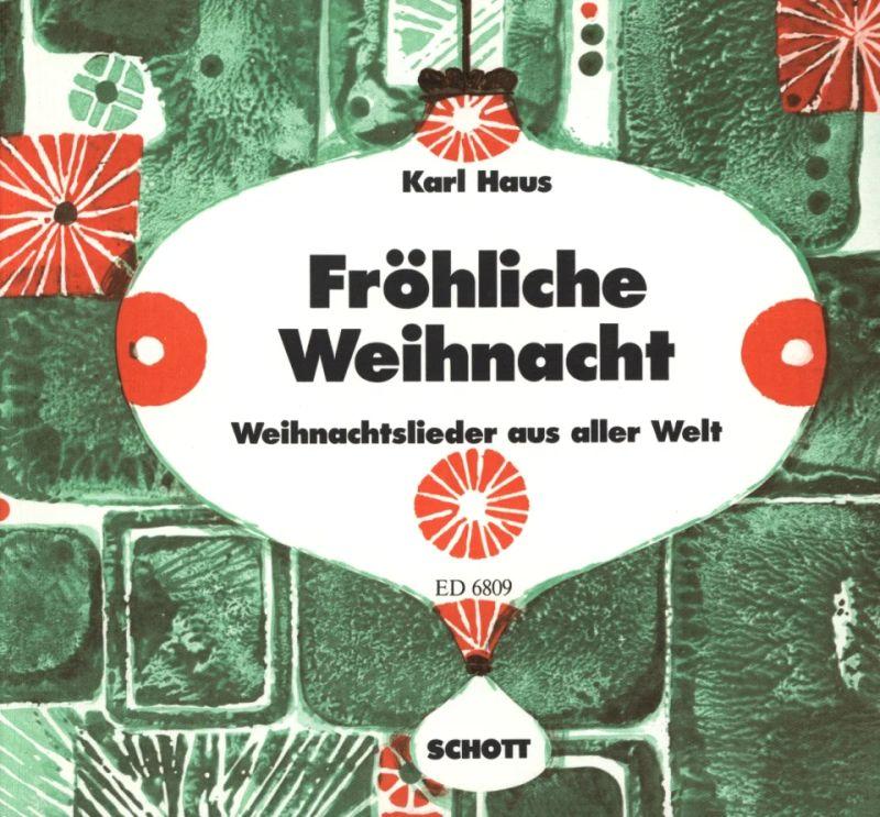 Fröhliche Weihnacht 1984