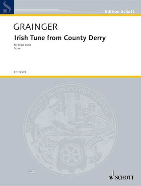 Percy Grainger: Irish Tune from Country Derry
