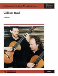 William Byrd: 3 Pieces