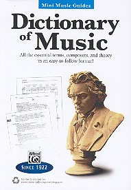 Dictionnary of Music