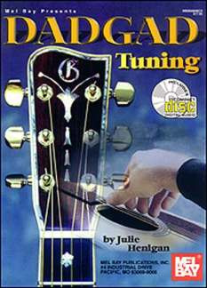 Schroeter J.: Dadgad Tuning - Guitar Book
