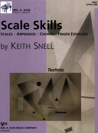 Keith Porter-Snell: Scale Skills - Level 1