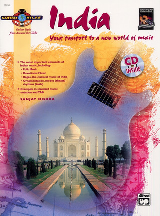 Mishra Sanjay: India - Your Passport To A New World Of Music