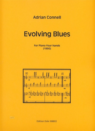Adrian Connell: Evolving Blues
