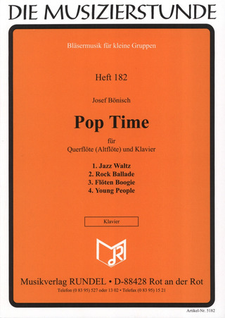 Josef Bönisch: Pop Time
