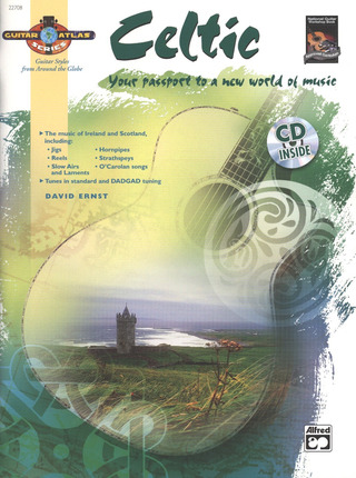 Ernst David: Celtic - Your Passport To A New World Of Music