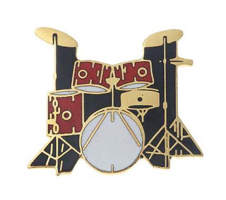 Mini Pin: 5-Piece Drum Set