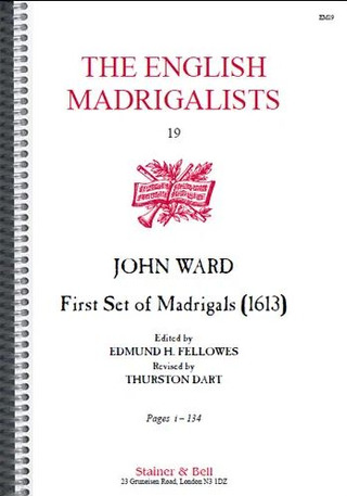 John Ward: First Set of Madrigals