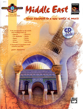 Peretz Jeff: Middle East - Your Passport To A New World Of Music