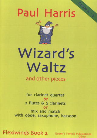 Paul Harris: Wizard's Waltz and other Pieces