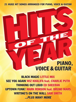 Hits Of The Year 2015